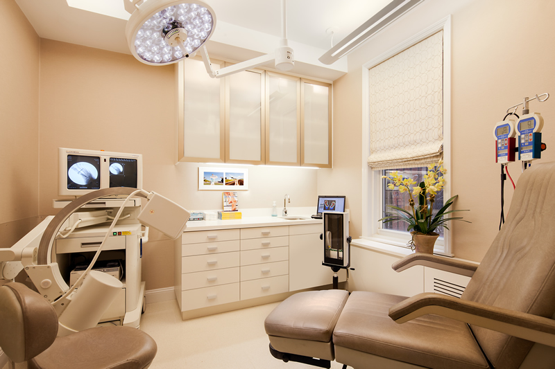 Our office - dentist room